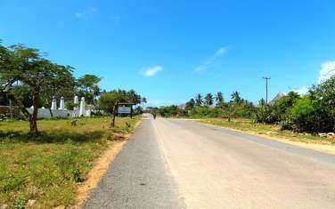 10000 ft² commercial land for sale in Diani