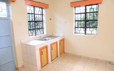 3 bedroom house for rent in Ngong