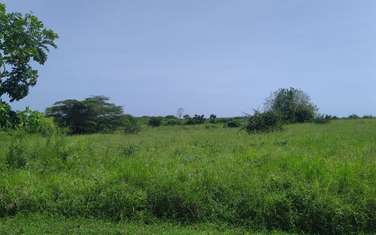 450 m² land for sale in Mnarani