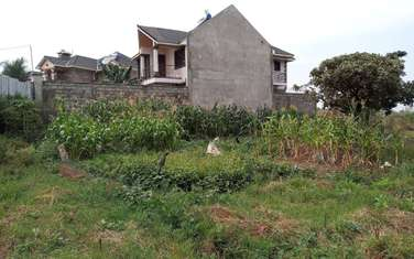 297 m² residential land for sale in Ruiru