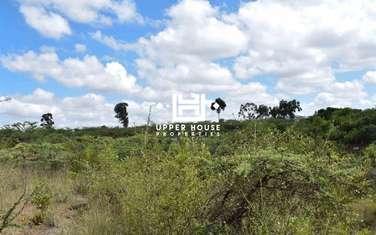 14165 m² land for sale in Nanyuki