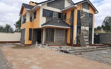 4 bedroom townhouse for rent in Ongata Rongai