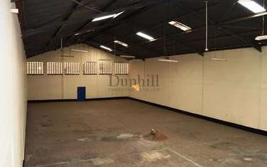 790 m² commercial property for rent in Industrial Area