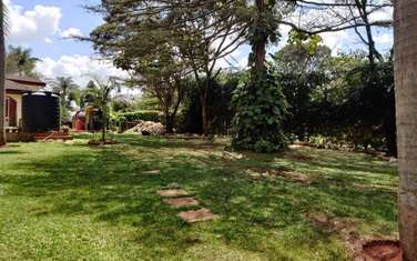 4047 m² land for sale in Thigiri