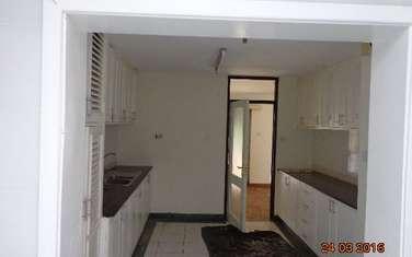 4 bedroom house for rent in Kileleshwa