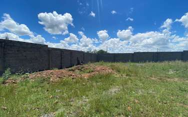0.25 ac land for sale in Utawala