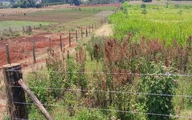 4047 m² land for sale in Ndeiya