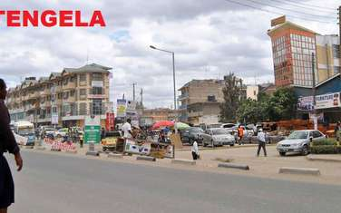 506 m² commercial land for sale in Kitengela