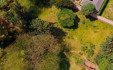 2001m² residential land for sale in North Muthaiga