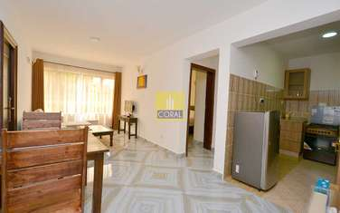 Furnished 1 bedroom apartment for rent in Nyari
