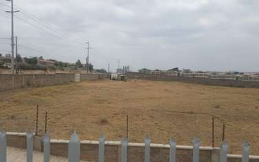 3.5 ac commercial property for sale in Athi River Area