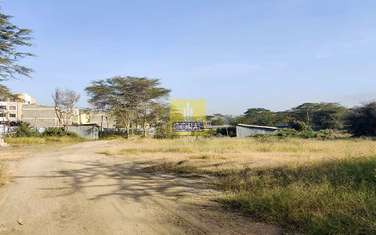 Commercial land for sale in Athi River Area