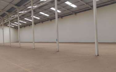 4500 m² warehouse for rent in Thika Road