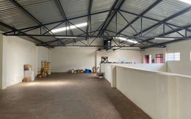 5200 ft² warehouse for rent in Kikuyu Town