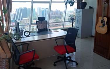 Furnished  office for rent in Kilimani