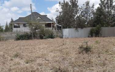 1011 m² residential land for sale in Kitengela