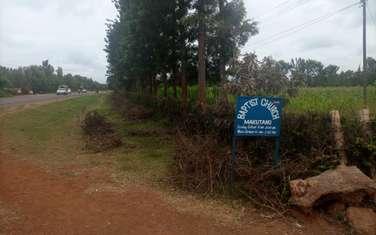 1 ac land for sale in Mwea