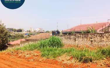 5000 ft² residential land for sale in Ruaka