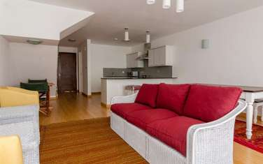 Furnished 2 bedroom apartment for rent in Thika Road