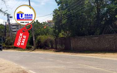 1 ac land for sale in Nyali Area