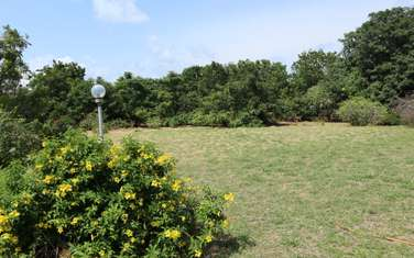 10890 ft² land for sale in Nyali Area