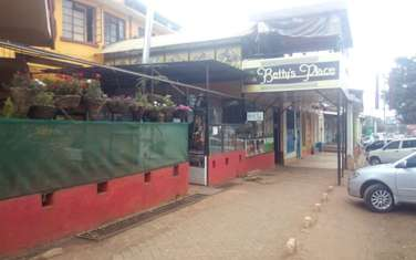 Commercial property for sale in Nyeri Town