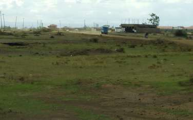 9.7 ac land for sale in Juja