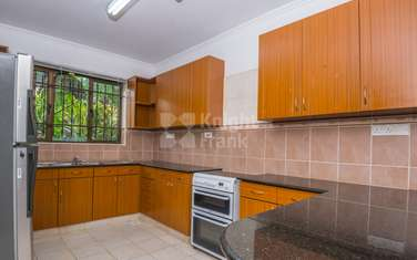 3 bedroom apartment for rent in Milimani
