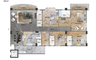 5 bedroom apartment for sale in Kileleshwa