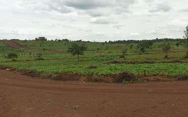 Land for sale in Kiambu Road