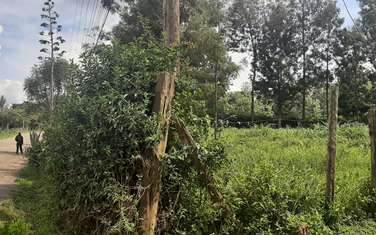 0.5 ac residential land for sale in Ngong