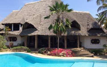 Furnished 4 bedroom house for rent in Watamu