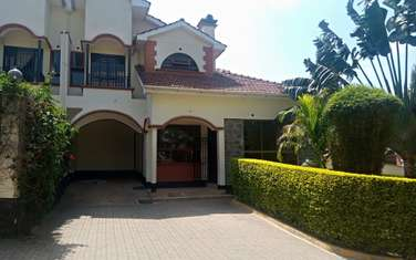 4 bedroom townhouse for rent in Karen