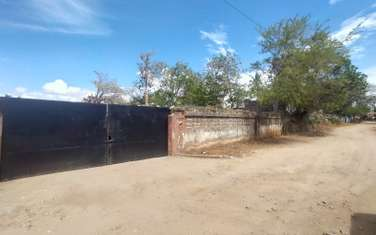 Commercial land for sale in Nyali Area