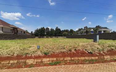 2024 m² residential land for sale in Runda
