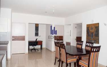Furnished 3 bedroom apartment for rent in Rhapta Road