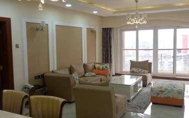 Furnished 4 bedroom apartment for rent in Hurlingham
