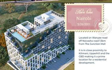 1 bedroom apartment for sale in Naivasha Road