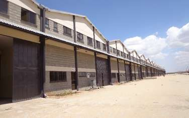743 m² warehouse for rent in Athi River Area