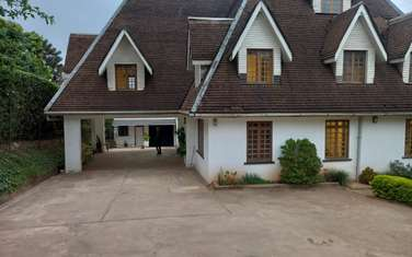 Furnished 6 bedroom house for rent in Runda