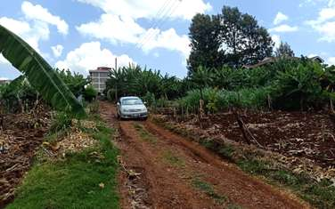 Residential land for sale in Ruaka