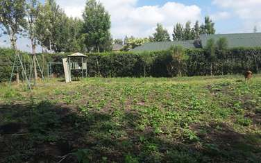 1000 m² residential land for sale in Ongata Rongai