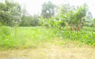 Commercial land for sale in Kiambaa Area