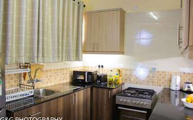 Furnished 1 bedroom apartment for rent in Waiyaki Way