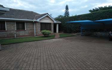 Furnished 3 bedroom house for rent in Rosslyn