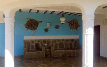 Furnished 8 bedroom house for sale in Watamu