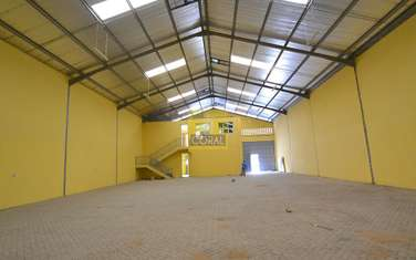 650 m² warehouse for rent in Mlolongo