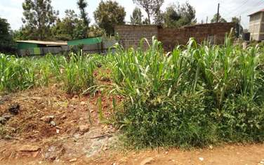 510 m² land for sale in Ruaka