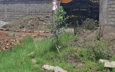 0.3 ac residential land for sale in Ruiru
