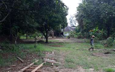 298 m² residential land for sale in Mtwapa